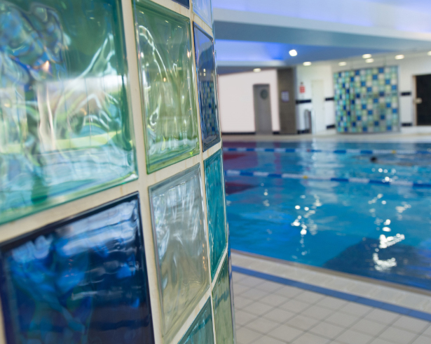 Swimming Pool - Aqua Aerobics - Spa Steam Room Sauna - Burnley